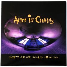 Alice In Chains - Don't Open Dead Inside LP Edda 01