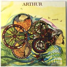 Arthur - In Search Of LP RD 13