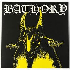Bathory - Bathory LP BMLP 666-1