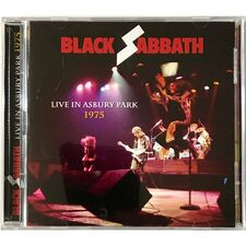 Black Sabbath - Live In Asbury Park 1975 2-CD Top 12