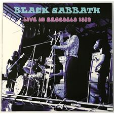 Black Sabbath - Live In Brussels 1970 LP VER 77