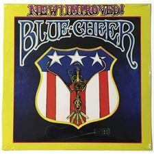 Blue Cheer - New Improved! LP ARLP 523