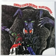 Blues Creation - Demon and Eleven Children LP ARLP505