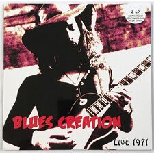 Blues Creation - Live 1971 2-LP ARLP 504
