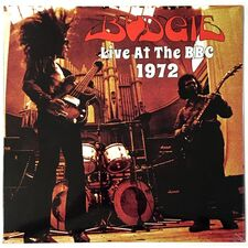 Budgie - Live At The BBC 1972 LP MV 1014