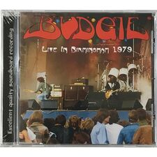 Budgie - Live In Birmingham 1979 CD AIR 41
