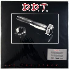D.D.T. - Let The Screw LP RTA-023