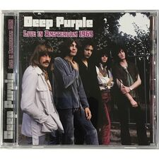 Deep Purple - Live In Amsterdam 1969 CD Top 10