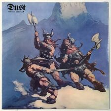 Dust - Hard Attack LP KAMS2059