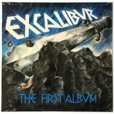 Excalibur - The First Album LP 18001