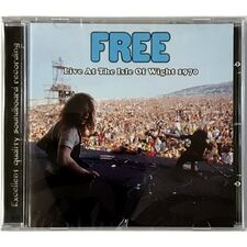 Free - Live At The Isle Of Wight 1970 CD AIR 45