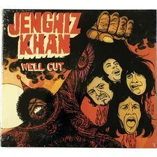 Jenghiz Khan - Well Cut CD WS 885 685-2