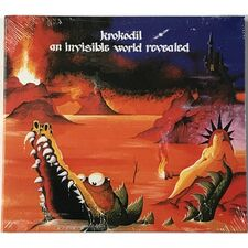 Krokodil - Invisible World Revealed CD KCD 03-2019