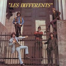 Les Differents - Les Differents LP RTA-044