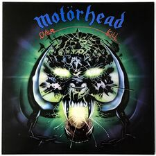 Motorhead - Over Kill LP 200 435-270