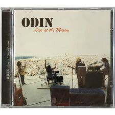 Odin - Live at the Maxim CD LHC00057