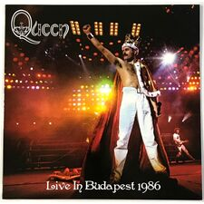 Queen - Live In Budapest 1986 2-LP VER 74
