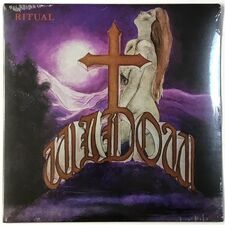 Ritual - Widow LP (+ 7-Inch) HRR 591