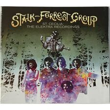 Stalk-Forrest Group - St. Cecilia: The Elektra Recordings CD SRI 6160208