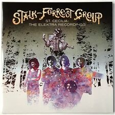 Stalk-Forrest Group - St. Cecilia: The Elektra Recordings 2-LP SRI 6160208-1