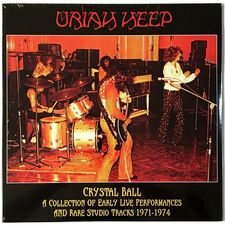 Uriah Heep - Crystal Ball 2-LP Atos 9