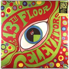 13th Floor Elevators - Psychedelic Sounds Of LP INLA1H