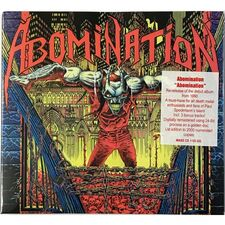 Abomination - Abomination CD MassCD1122DG