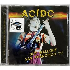 AC/DC - Old Waldorf San Francisco '77 CD ACCD8053