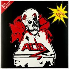 Acid - Hooked On Metal LP Dust 044