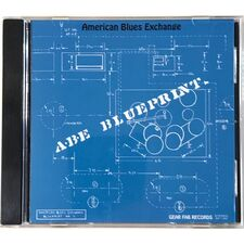 American Blues Exchange - Blueprints CD GF-120