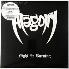 Aragorn - Night Is Burning LP Somm036