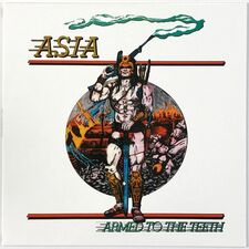 Asia - Armed To The Teeth LP ANM012