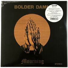 Bolder Damn - Mourning LP Guess142
