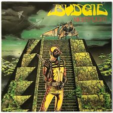 Budgie - Nightflight LP RCALP6003