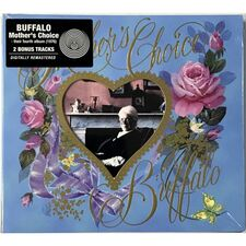 Buffalo - Mother's Choice CD AVSCD020