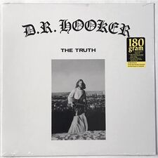 D.R. Hooker - The Truth LP Onrec 1029