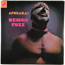 Demon Fuzz - Afreaka! LP Janus3028