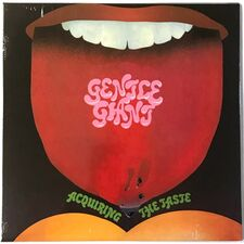 Gentle Giant - Acquiring The Taste LP 70003