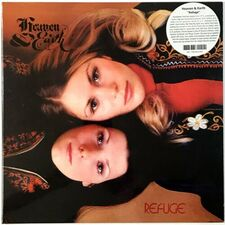 Heaven & Earth - Refuge LP Lion/RockLP-114
