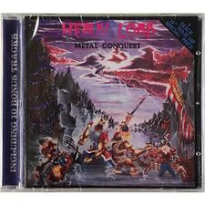 Heavy Load - Metal Conquest CD HS 508