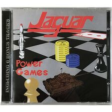 Jaguar - Power Games CD HS 504
