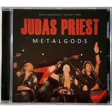 Judas Priest - Metal Gods 1990 CD Lam-CD-1148022