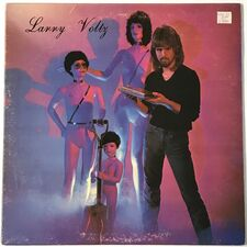 Voltz, Larry - The Last Rainbow LP VRRNP-LV-1142