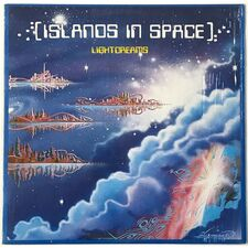 Lightdreams - Islands In Space LP IIS 2001
