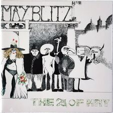 May Blitz - The 2nd of May LP 70001