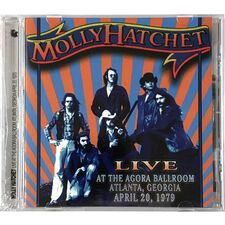 Molly Hatchet - Live At The Agora Ballroom 1979 CD 5002