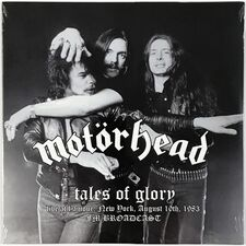 Motorhead - Tales Of Glory LP MGDC003
