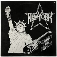 New York - Carry The Torch LP TD 8412