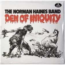Haines Band, Norman - Den Of Iniquity LP ET 1014