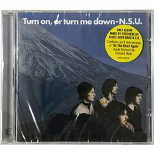 N.S.U. - Turn On, or Turn Me Down CD MBTCD014